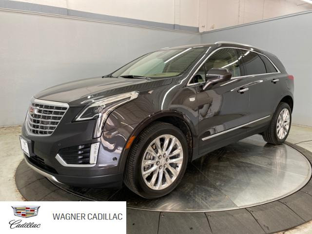 Pre-Owned 2018 Cadillac XT5 AWD 4dr Platinum