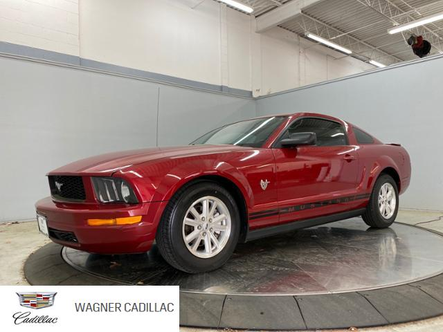 Pre-Owned 2009 Ford Mustang 2dr Cpe