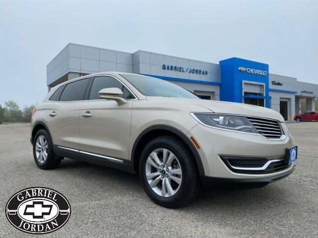 Pre-Owned 2017 Lincoln MKX Premiere FWD