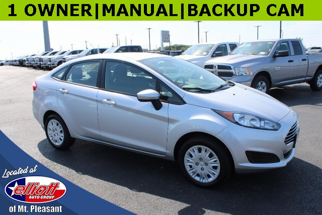 Pre-Owned 2019 Ford Fiesta S