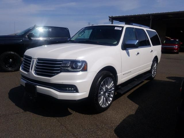 Pre-Owned 2016 Lincoln Navigator L 4WD 4dr Reserve