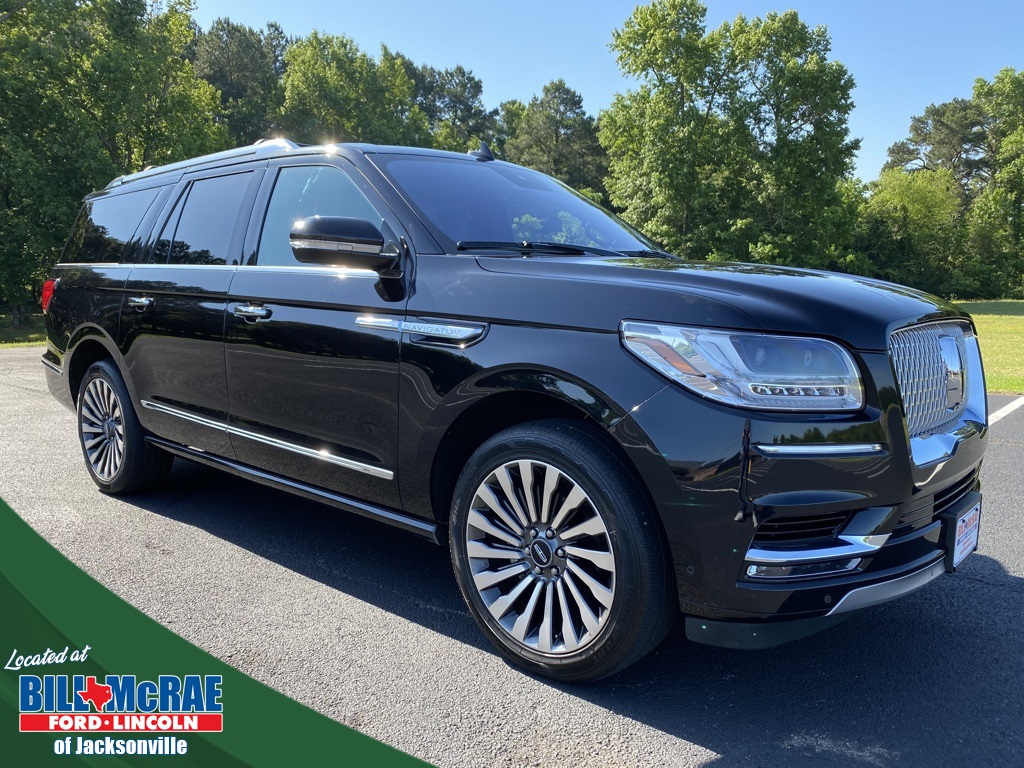 Pre-Owned 2019 Lincoln Navigator L Reserve
