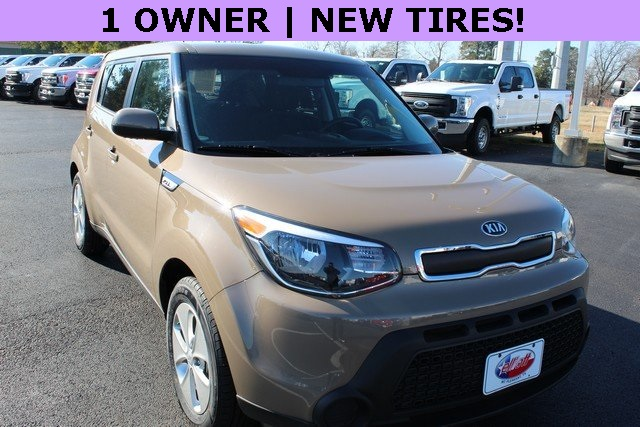 Pre Owned 2016 Kia Soul Base
