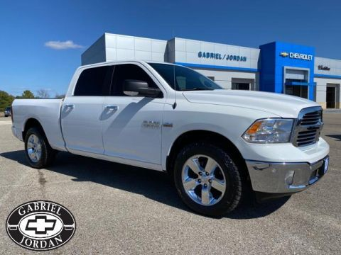 Pre-Owned 2018 Ram 1500 Big Horn 4x2 Crew Cab 6'4 Box