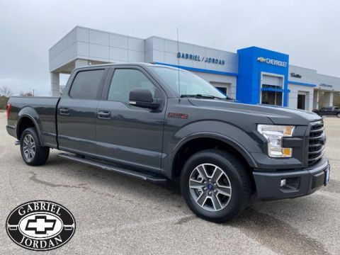Pre-Owned 2016 Ford F-150 2WD SuperCrew 157 XLT