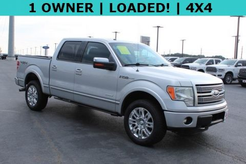 Pre-Owned 2011 Ford F-150 Platinum