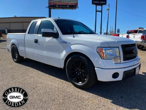 Pre-Owned 2013 Ford F-150 2WD SuperCab 145 STX