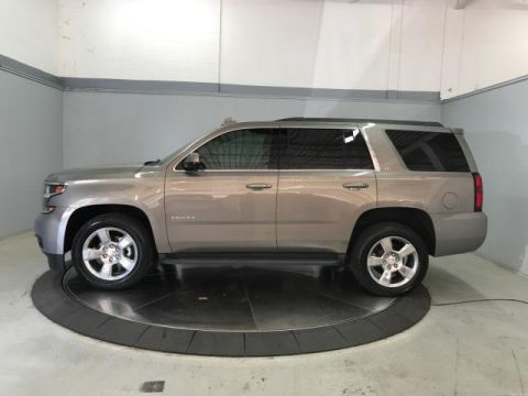 Pre-Owned 2017 Chevrolet Tahoe 2WD 4dr LT