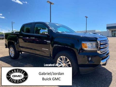 Pre-Owned 2016 GMC Canyon 2WD Crew Cab 128.3 SLT