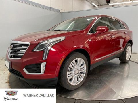 Pre-Owned 2019 Cadillac XT5 AWD 4dr Premium Luxury