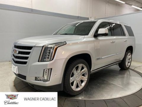 Pre-Owned 2017 Cadillac Escalade 2WD 4dr Premium Luxury