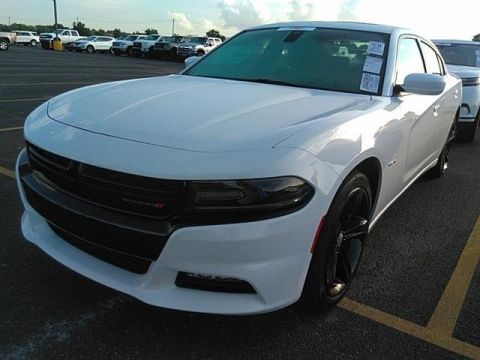 Pre-Owned 2016 Dodge Charger 4dr Sdn R/T RWD