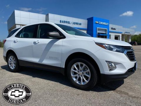 Pre-Owned 2018 Chevrolet Equinox FWD 4dr LS w/1LS